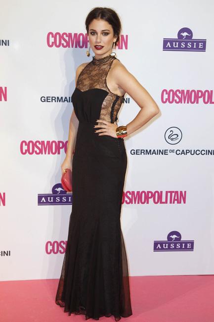 Los mejores looks de las famosas en los Premios Cosmopolitan