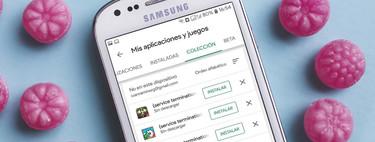 Cómo borrar aplicaciones de tu colección en Google Play