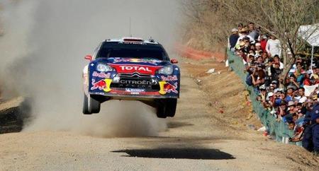 """Rally de México 2011. Sébastien Ogier le regala la victoria al """"jefe"""""""