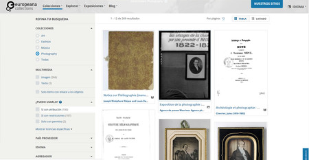 Europeana Photography 2