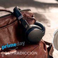 Sonido de calidad a precio mínimo: por el Prime Day, Amazon te deja los auriculares Sennheiser HD 450BT por sólo 89 euros