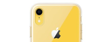 Ya está aquí: disponible la funda transparente oficial de Apple para los iPhone XR