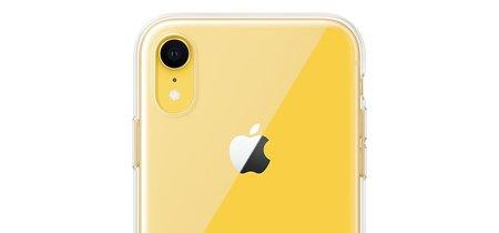Ya está aquí: disponible la funda transparente oficial de Apple para los iPhone XR