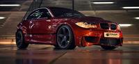 Prior Design muscula el BMW Serie 1 Coupé