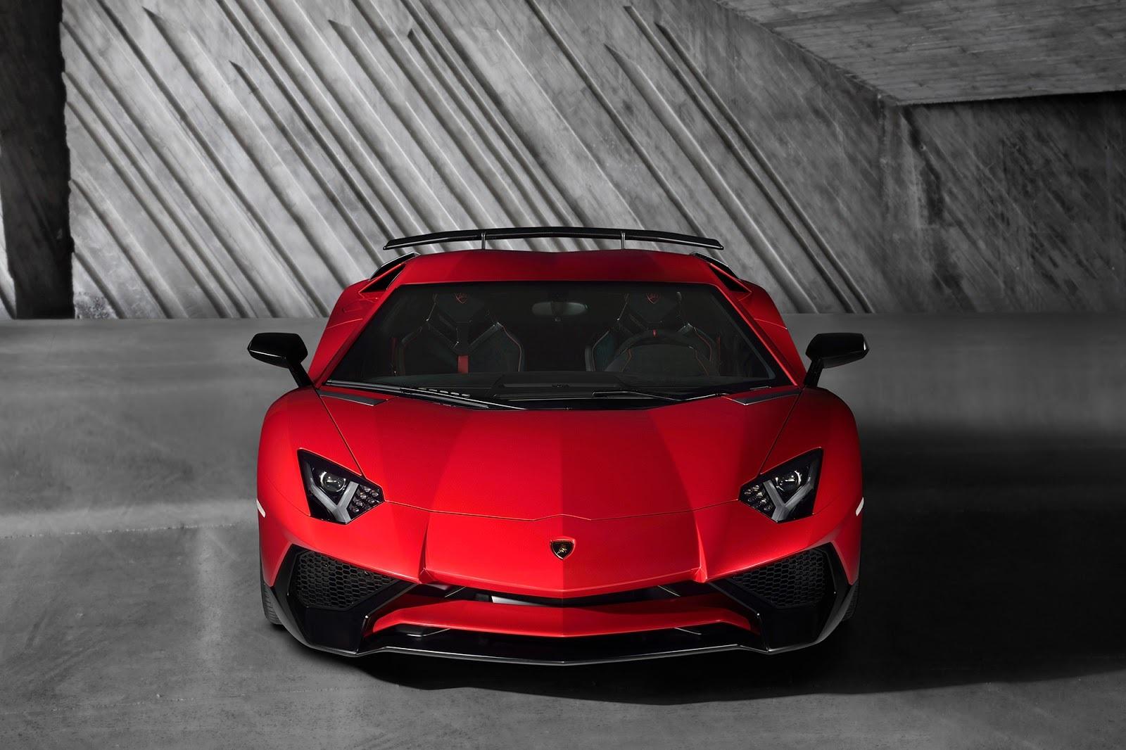 Foto de Lamborghini Aventador SV (12/21)