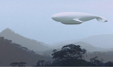 El hotel-zeppelin Manned Cloud empezará a volar en cinco años