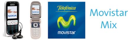"""Todos los teléfonos de """"Movistar Mix"""""""