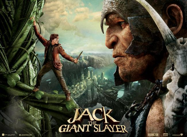 Un póster de Jack El Caza Gigantes