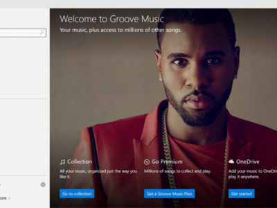Nuevas actualizaciones llegan para las aplicaciones Groove Música y Cámara de Windows