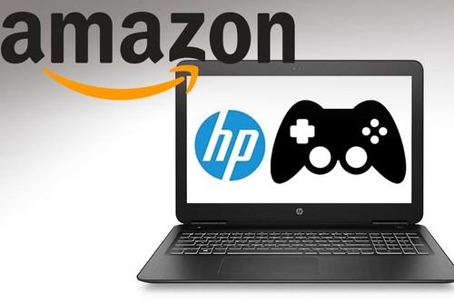 11 portátiles HP para jugar en oferta en la Semana Gaming de Amazon