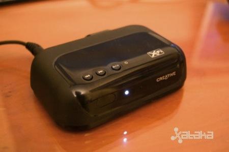 Creative Soundblaster X-Fi Notebook