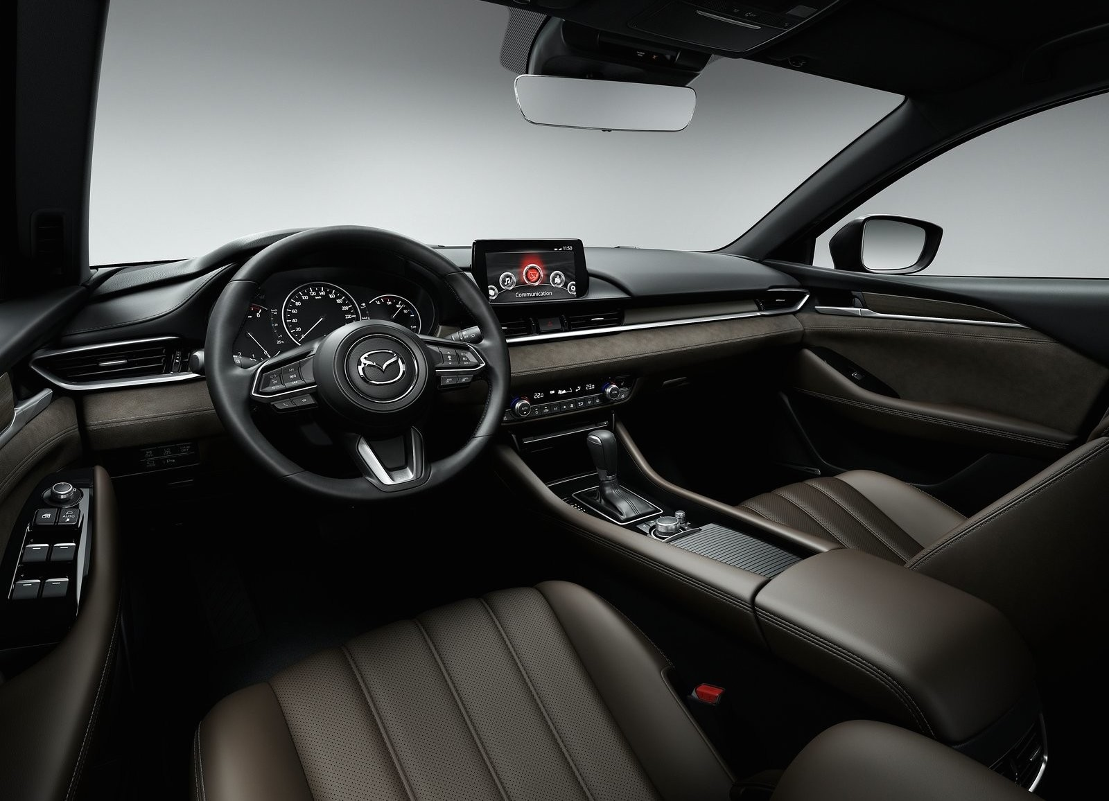 Foto de Mazda6 Wagon (16/19)