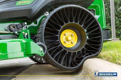 Michelin X Tweel: un paso más hacia la rueda sin aire