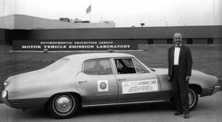 1974 Buick Skylark Hybrid