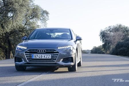 Audi A4 2020 Prueba 029