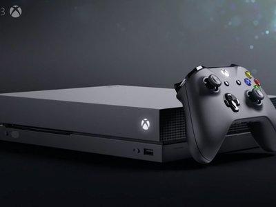 Microsoft E3 2017: conferencia en directo con la nueva Xbox One X (finalizado)