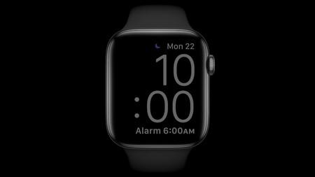 Apple Watch Monitorizacion Sueno