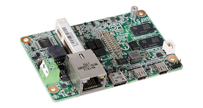 Este miniPC quiere ir más allá de la Raspberry Pi: apuesta por un AMD Ryzen Embedded R1000 y hasta 8 GB de RAM