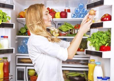 Cómo lograr una nevera saludable