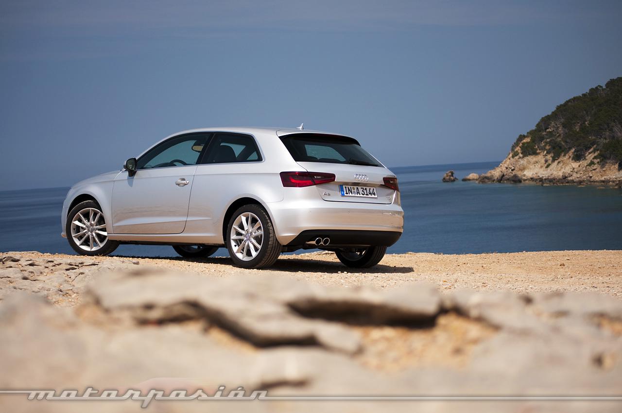 Foto de Audi A3 presentación (17/39)