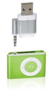 iSlimCharger, <em>micro</em>cargador para el Shuffle