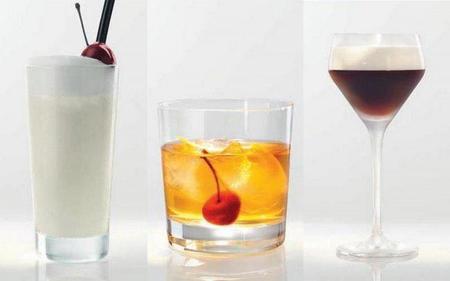 Basic Bar Selection, 12 recetas de cocktails por Charles Schumann