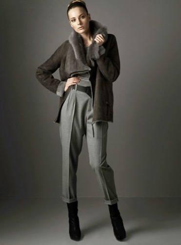 Nuevos looks y estilos de Zara, Otoño-Invierno 2009/2010, chaqueta
