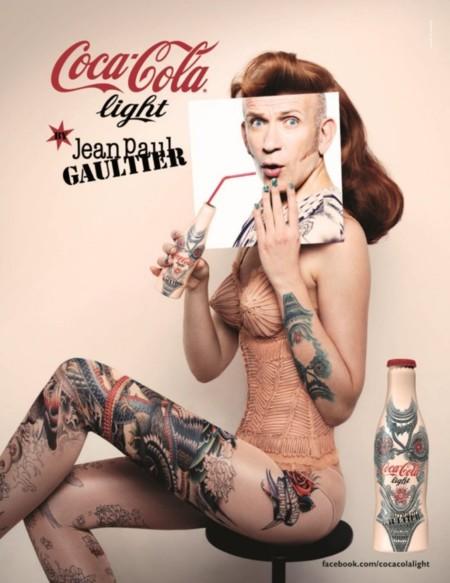 La chica que soñaba con una Diet Coke y un corsé de Gaultier