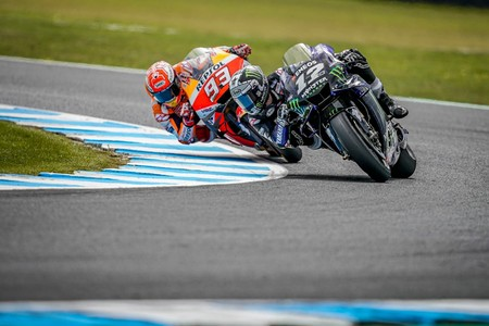 Vinales Marquez Australia Motogp 2019