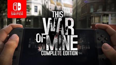 This War of Mine, el juego de supervivencia antibélico, llega a Nintendo Switch a finales de noviembre