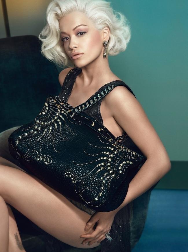 Foto de Rita Ora para Roberto Cavalli (5/6)