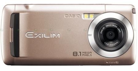 Teléfono Casio Exilim W63CA
