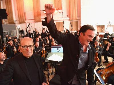 Oscars 2016 | Ennio Morricone gana su primera estatuilla por la música de 'Los odiosos ocho'