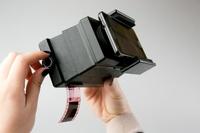 The Lomography Smartphone Film Scanner, positivando negativos