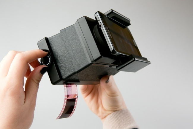 Lomography Film Scanner