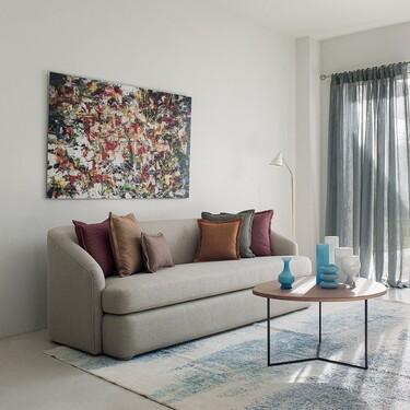 Abaca es la solución definitiva para tapizar tu sofá: es versátil, de fácil limpieza, y repele los líquidos