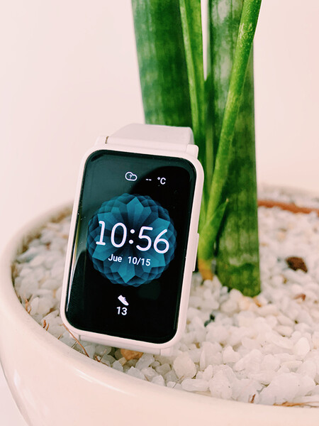 Detalle Carga Honor Watch Es Smartwatch
