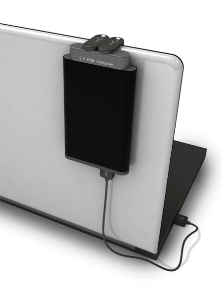 Imagen de la semana: discos duros para portátiles