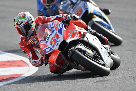 Casey Stoner Ducati Motogp 2017 Valencia Test 3