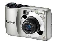 Canon PowerShot A1200 y A2200, las compactas de gama media