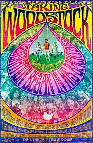 Moda y Cine: 'Taking Woodstock', el mensaje de la belleza