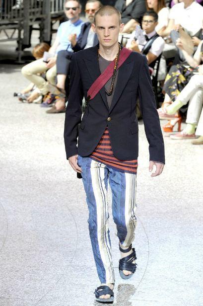 pantaloens estampados primavera 2012