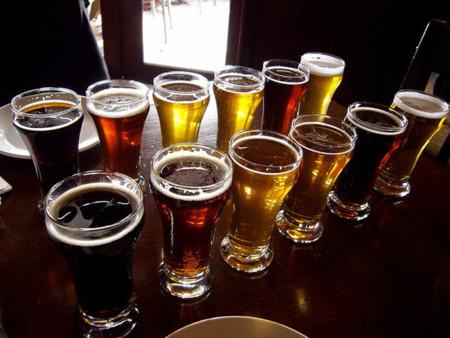 La historia de cuatro estilos de cerveza