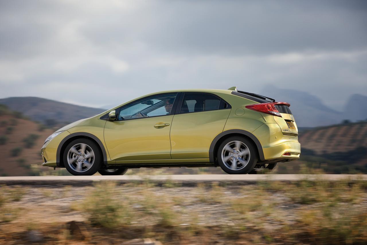 Foto de Honda Civic 2012 (141/153)