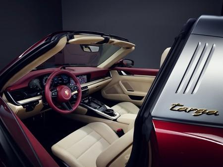 Porsche 911 Targa 4s Heritage Design Edition 4