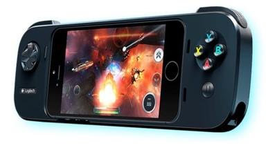 PowerShell Controller + Battery, el mando de juegos compatible con iOS 7 de Logitech