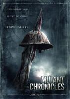 Posters de 'The Mutant Chronicles'
