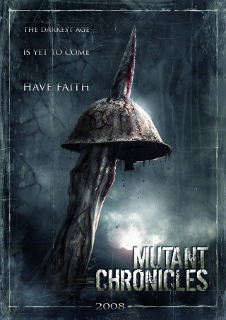 Posters de 'The Mutant Chronicles'