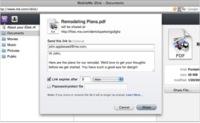 Apple activa la distribución de ficheros mediante iDisk en MobileMe
