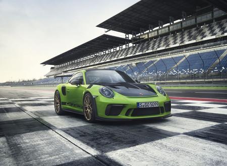 Porsche 911 GT3 RS 2018 Weissach